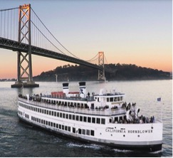 December 14, 2017 Holiday Celebration on the California Hornblower @ Hornblower Cruise Lines | San Francisco | California | United States